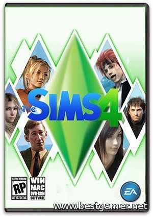 The Sims 4 Deluxe Edition(Update 1)RePack от R.G.BestGamer.net