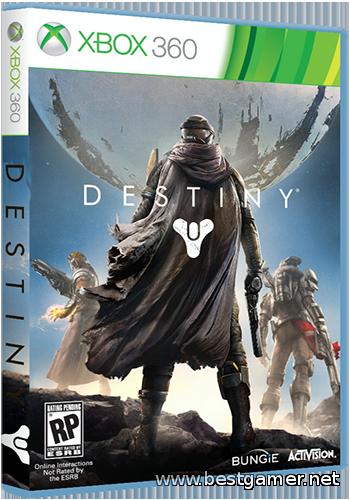 Destiny [Region Free/ENG]LT+3.0