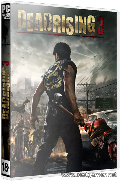 Dead Rising 3 Apocalypse Edition(RePack) от R.G.BestGamer.net