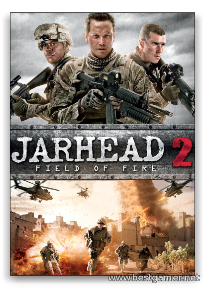 Морпехи 2: Поле Огня / Jarhead 2: Field of Fire( BDRip1080p)
