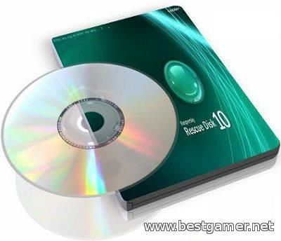 Kaspersky Rescue Disk 10.0.32.17 (2014) PC