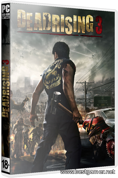 Dead Rising 3 Apocalypse Edition(Update.1)(RePack) от R.G.BestGamer.net