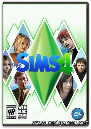 The Sims 4 +All DLC(RePack) от R.G.BestGamer.net