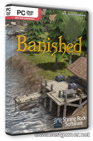 Banished [v 1.0.4 Beta] (2014) PC | RePack