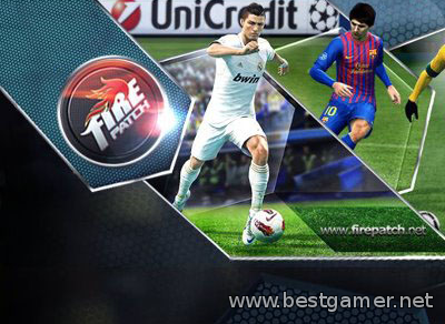 [Patch] Fire Patch 2014 ver 6.1 Update (Pro Evolution Soccer 2014)6.1