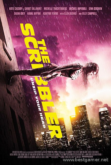 Скрибблер / Писака / The Scribbler(HDRip )
