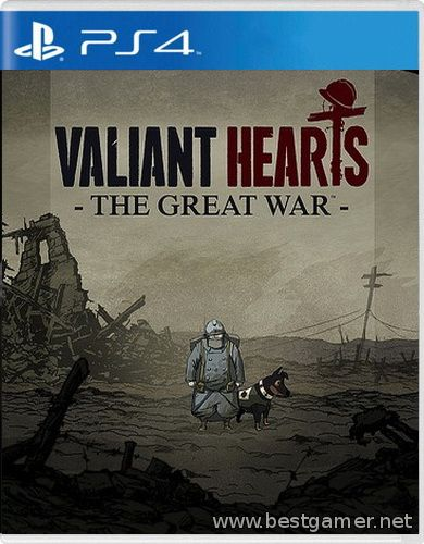 Видео Обзор Valiant Hearts( от bestgamer net)