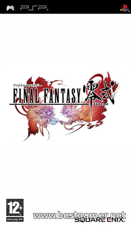 Final Fantasy Type-0 [JAP\ENG]