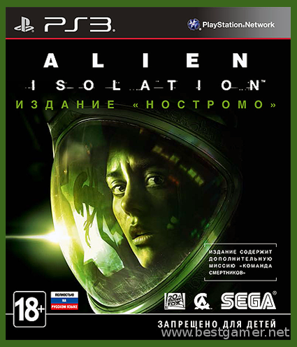 Alien: Isolation Nostromo Edition[FULL] [RUSSOUND] [4.2 ...