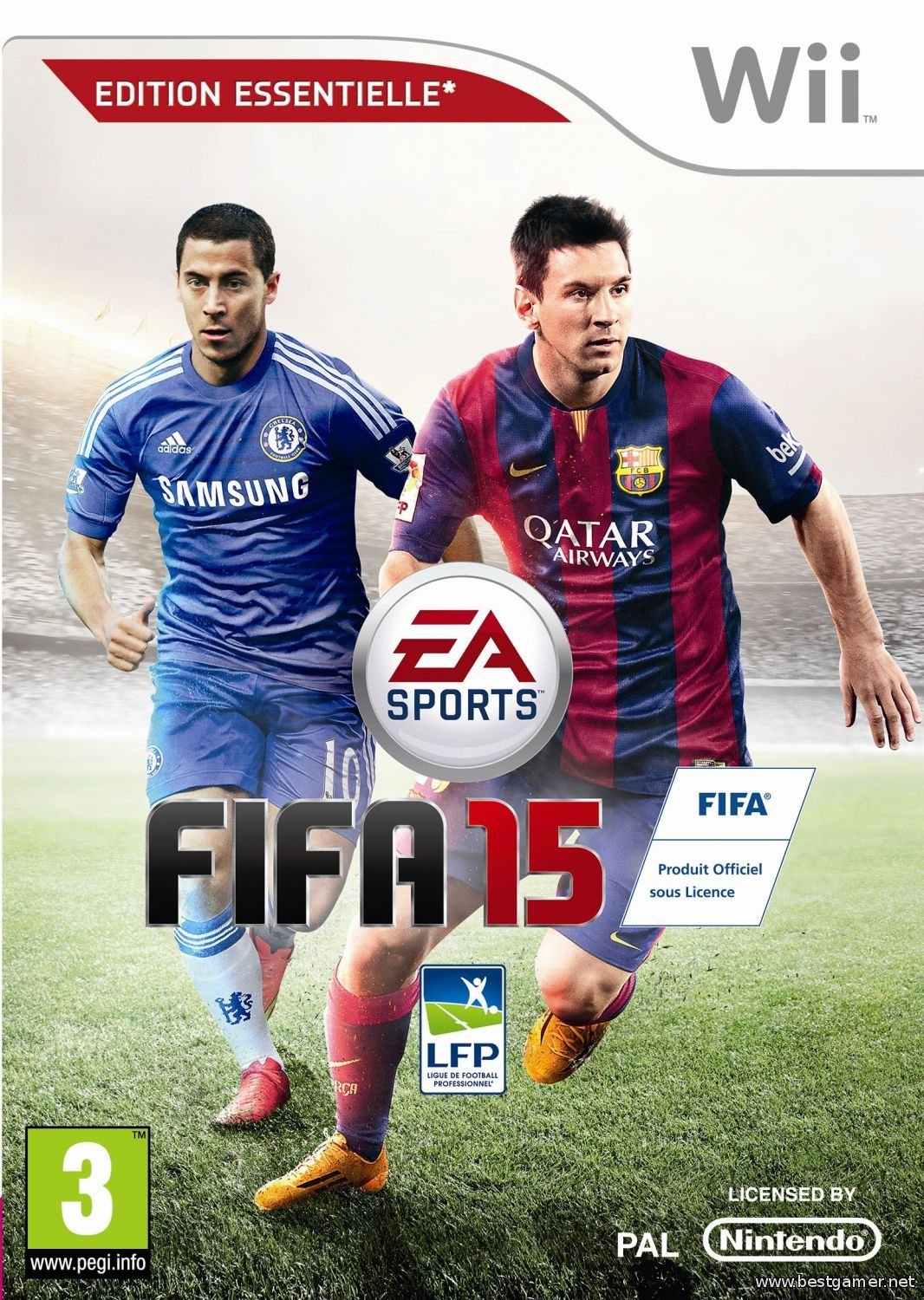 FIFA 15 - Legacy Edition [Wii] [PAL] [Eng] (2014)