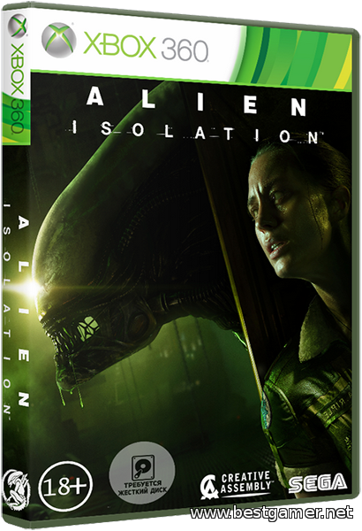 Alien: Isolation [GOD / RUSSOUND