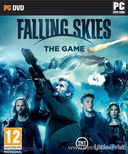Falling Skies: The Game (ENG) [L] - CODEX