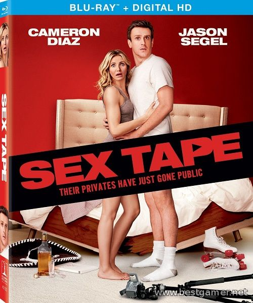 Домашнее видео / Sex Tape (2014) BDRip 720p | Звук с CAMRip