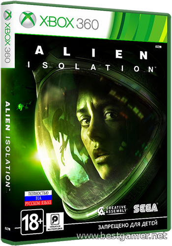 Alien: Isolation [GOD/RUSSOUND]