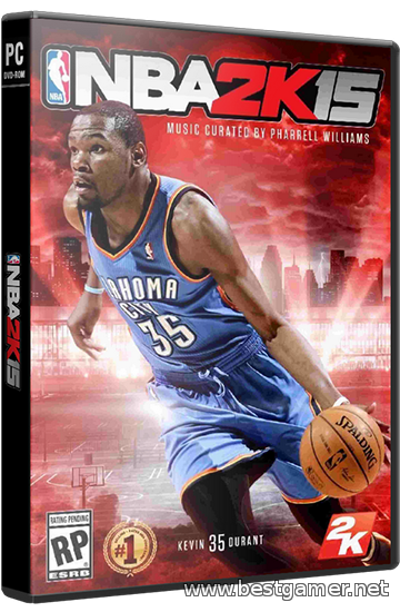 NBA2K15 (2K Sports) (ENG/Multi8) [L]