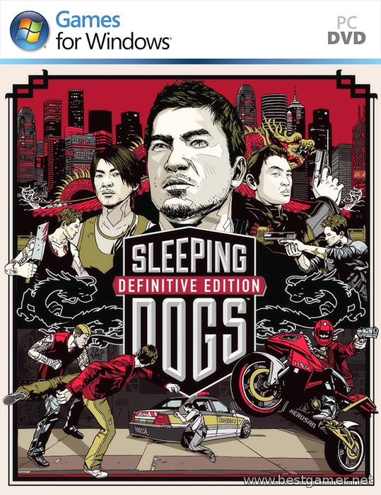 Sleeping Dogs: Definitive Edition (2014) PC | RePack от R.G.BestGamer.net