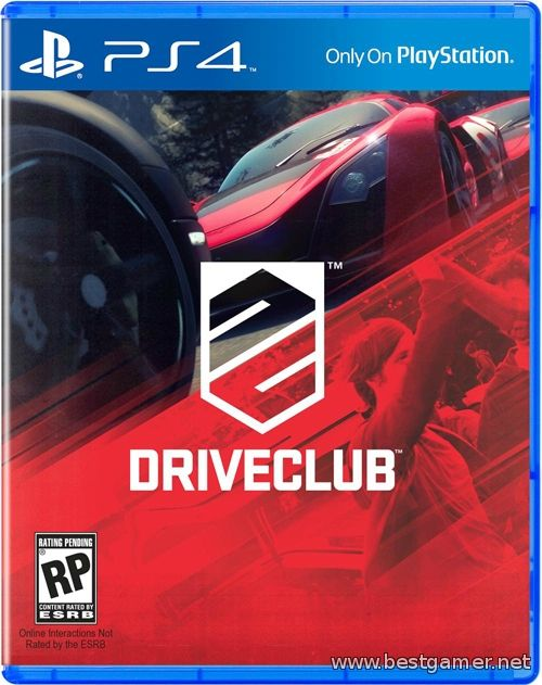 ����� ����� ���� DriveClub(PS4 ���������) �� bestgamer.net