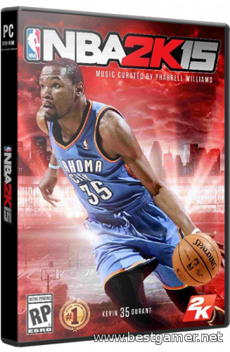 NBA2K15 (2K Sports) (ENG|MULTi8) [L] - RELOADED