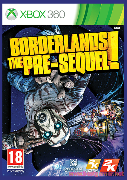 Borderlands: The Pre-Sequel! [Region Free] [ENG] [LT+ 2.0]