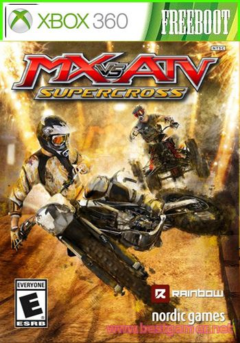 MX vs ATV Supercross [GOD / ENG]