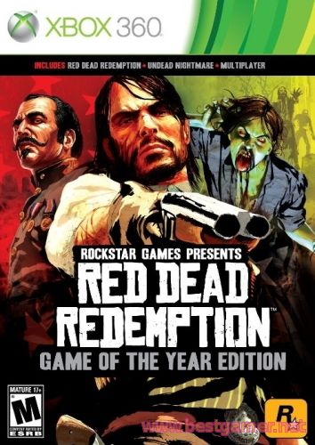 Red Dead Redemption + dlc [GOD/RUS]