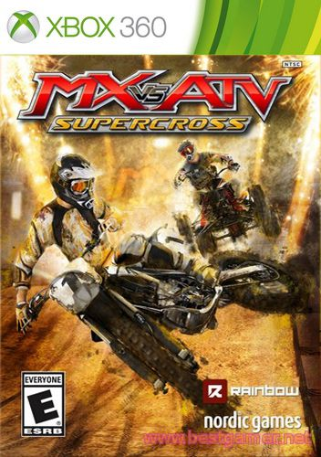 MX VS ATV Supercross[Region Free / ENG]