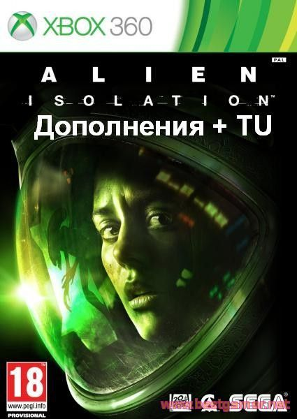 [DLC] Alien: Isolation [RUS]