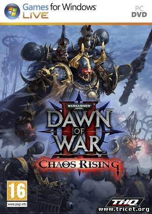 Warhammer 40.000: Dawn of War II - Chaos Rising (2010/PC/Repack/Rus)