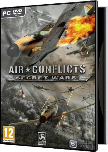 Air Conflicts: Secret Wars (2011) [RUS] [RePack] [L]