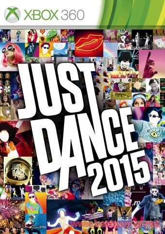 (XBOX360) Just Dance 2015 (NTSC) LT+ 3.0