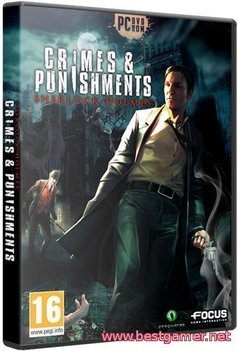 Sherlock Holmes: Crimes and Punishments (2014) [Ru/Multi] (1.0) License PLAZA