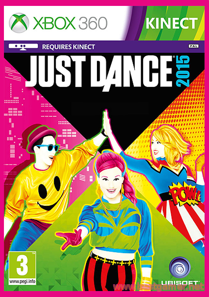 [Kinect] Just Dance 2015 [PAL/NTSC-J] [ENG] [LT+ 2.0]