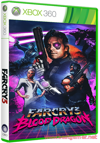 Far Cry 3 - Blood Dragon [Region Free / RUSSOUND]