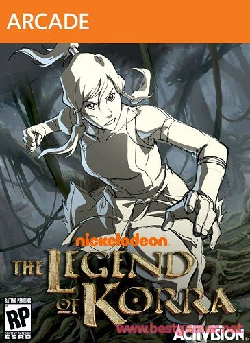 [XBLA / ENG]The Legend of Korra