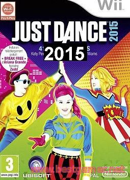 Just Dance 2015 [Multi 5] (2015) [Wii]