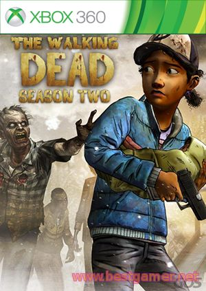 The Walking Dead: Season Two [PAL/NTSC-U/ENG]