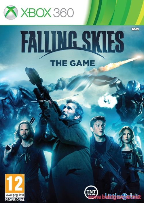Falling Skies: The Game [PAL / ENG]