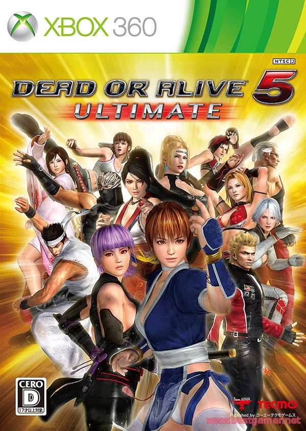Dead or Alive 5 Ultimate + All DLC [Freeboot / ENG] обновлено от 25.10.14