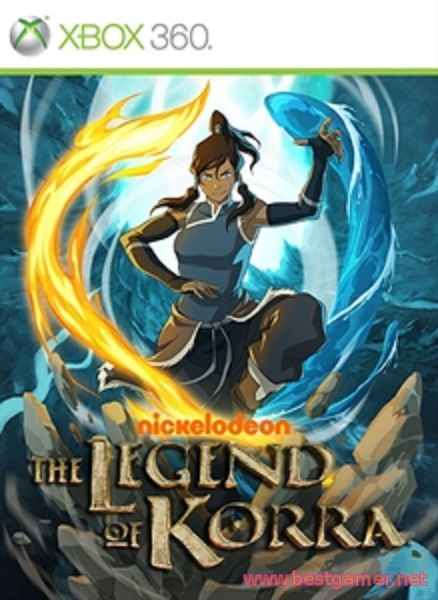The Legend of Korra [ENG]