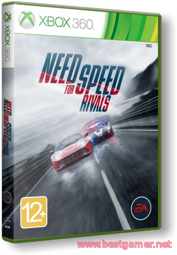 Need for Speed: Rivals [RUSSOUND / Freeboot](Xbox 360 4Gb)
