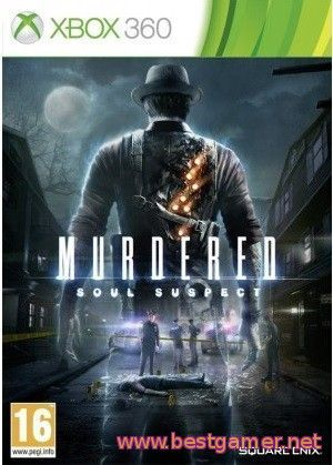 (XBOX360)Murdered: Soul Suspect[PAL](RUSSOUND)