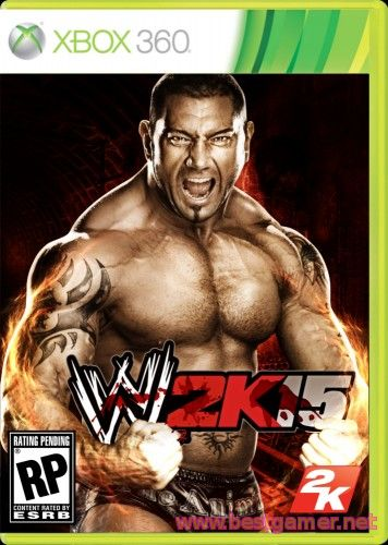 WWE 2K15 [GOD / ENG]