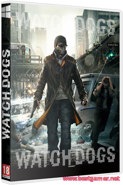 Watch Dogs Update v1.06.329 Incl 13(+2) DLC's and All Crack's