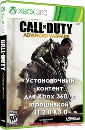 Call of Duty: Advanced Warfare Content Disk [Region Free/ENG][Horizon]