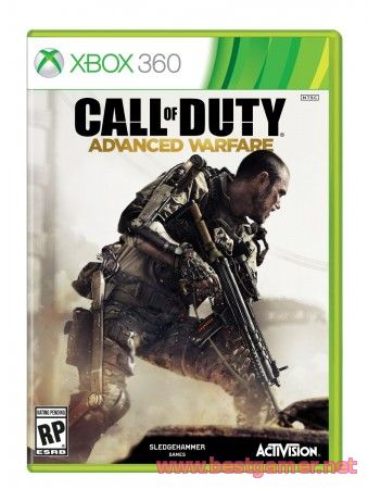 Call of Duty: Advanced Warfare(GOD/ENG)+ контент