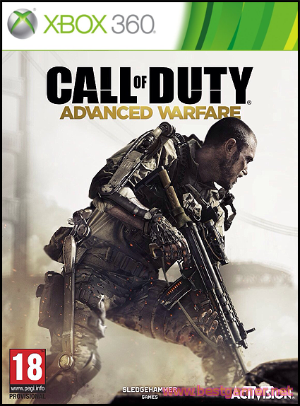 Call Of Duty: Advanced Warfare [Region Free] [ENG] [LT+ 2.0]