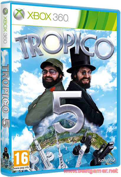[XBOX360] Tropico 5 [Region Free/RUSSOUND]