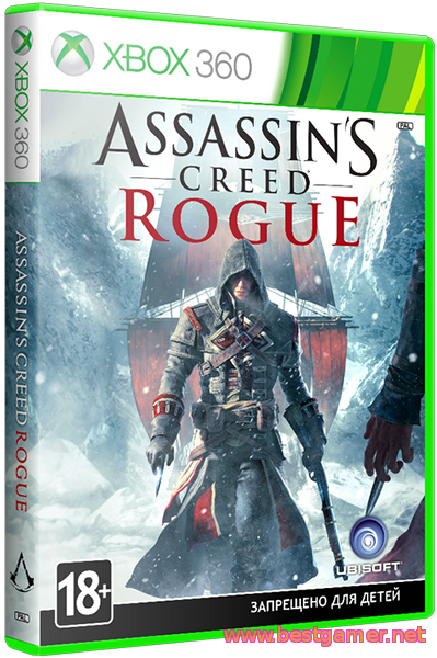 (XBOX360) Assassins Creed Rogue (Region Free/Eng) для LT+3.0