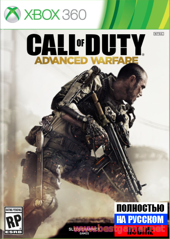 Call of Duty: Advanced Warfare [PAL / RUSSOUND] (LT+2.0)