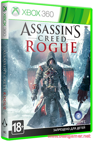 Assassin's Creed: Rogue [GOD / ENG]
